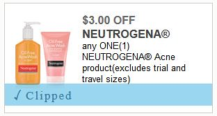 Better than Free Neutrogena Acne Soap at Walmart {Free at