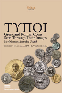 Greek and Roman Coins Seen thru their Images book cover