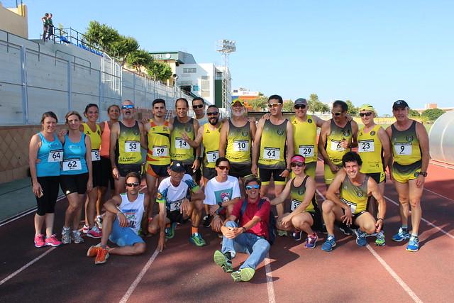 10 km en pista de San Juan