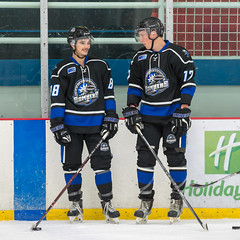 William (Will, Willie) Daigneault and Parker Moskal