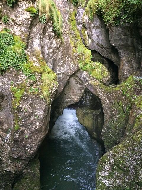Триградское ущелье