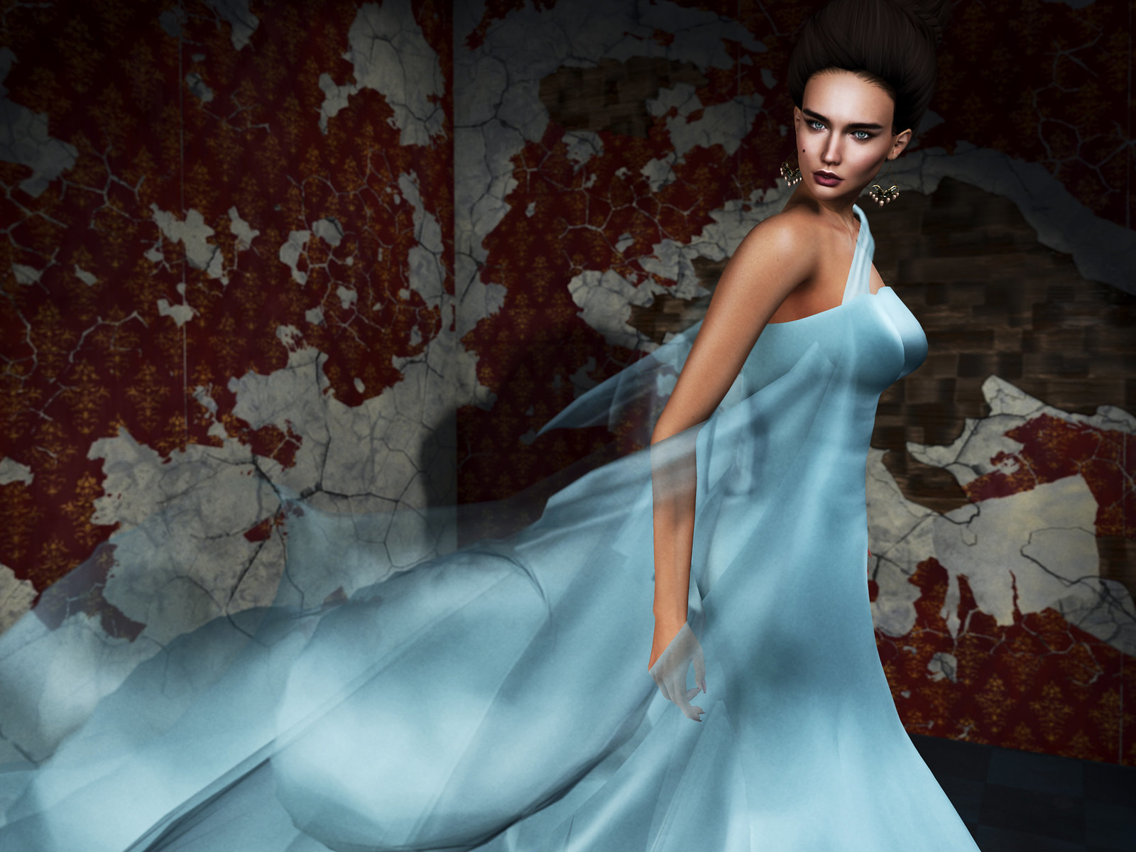 Azul Kunglers Vanity Hair