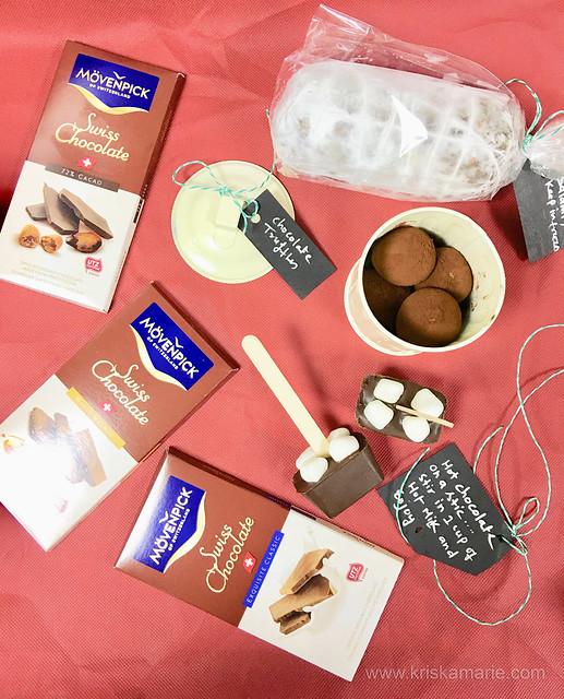 Movenpick Swiss Chocolates