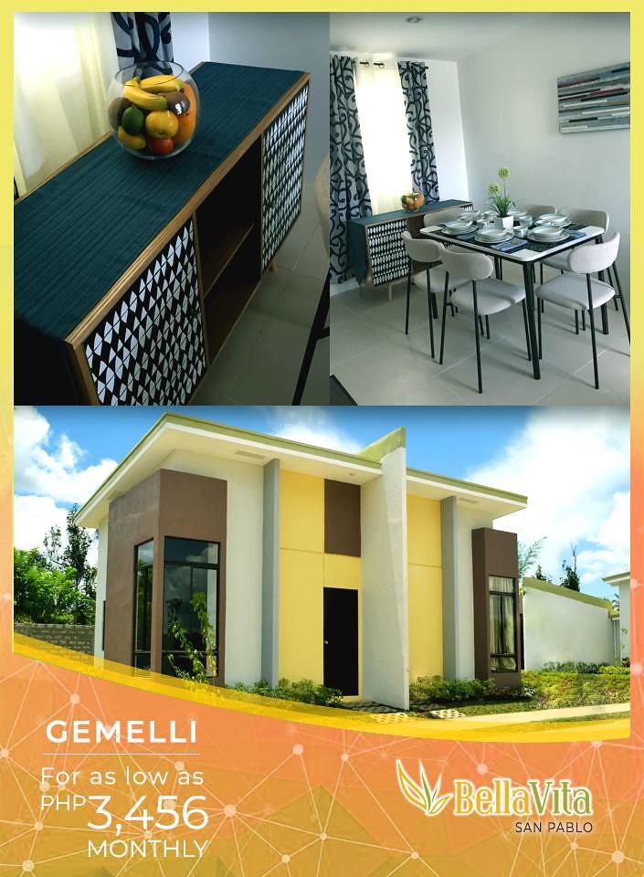 Bella Vita Homes Gemelli