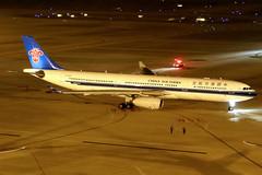 China Southern Airlines | Airbus A330-300 | B-6500 | Shanghai Hongqiao