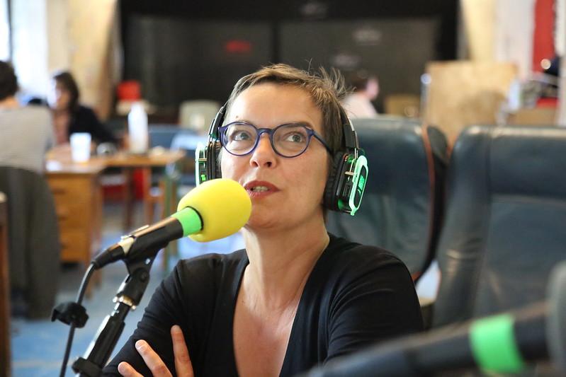Carine Petit sur Gangsterre Radio // 20 Juin 2018