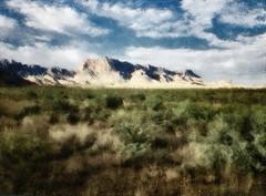 Chisos Mountains. Impression.
