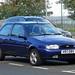 V87 DBV - Ford Fiesta @ Fleetwood