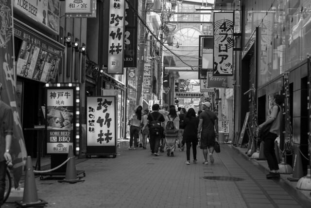 street, Nikon D850, AF-S Nikkor 58mm f/1.4G