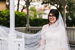 Olivia, the bride