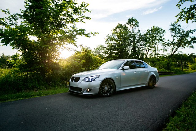 Beyern Aviatic on BMW 5-Series (E60)