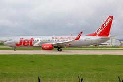 Jet2 Boeing 737-800 G-JZHP