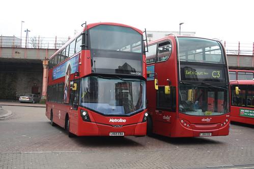 Metroline VWH2124 LK65EBA