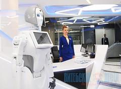 В Витебске открылся современный многофункциональный комплекс по обслуживанию населения ПУ «Витебскгаз»
