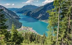 Lac Achensee - Pertisau - Österreich