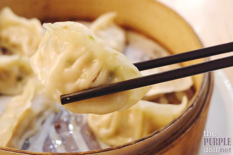 Steamed Pork and Shrimp Dumplings