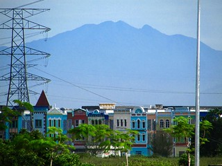 Mount Bubu (Of Ulu Kenas) From Kampar
