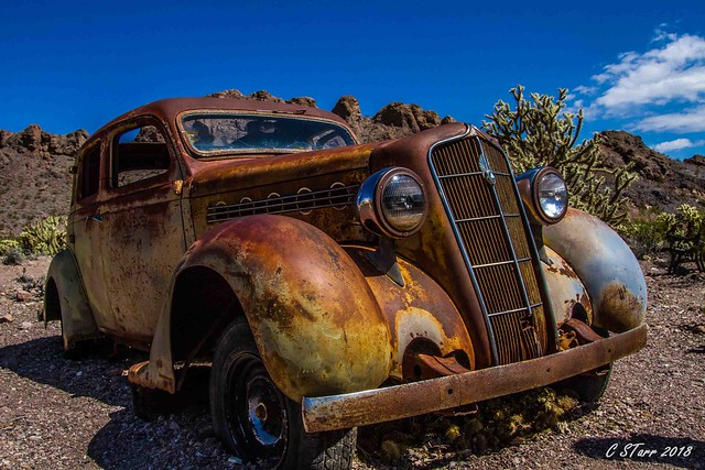 IMG_1031 old ride in nelson,nv