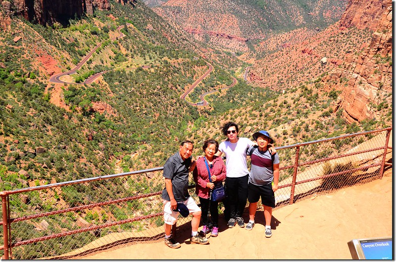 Zion Canyon Outlook (3)
