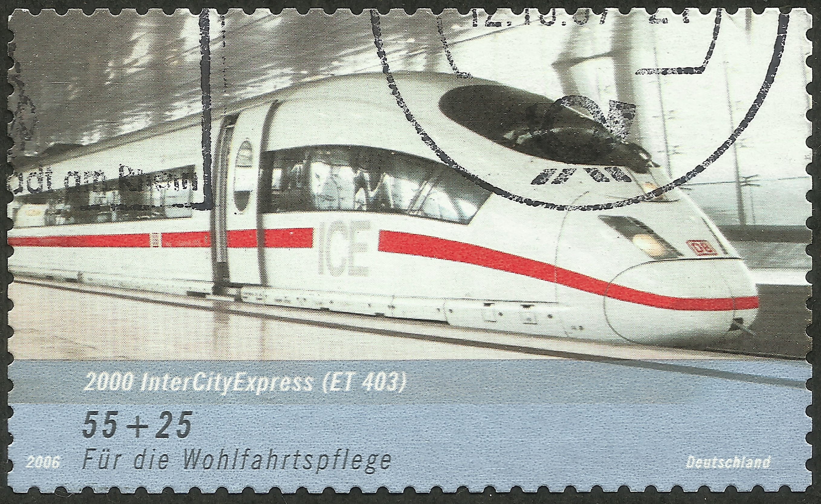 Germany - Scott #B981 (2006)