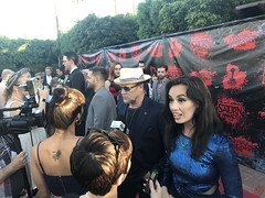 at the 44th Annual Saturn Awards Red Carpet - IMG_8167