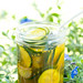 Bread and Butter Pickles by Pamela Greer