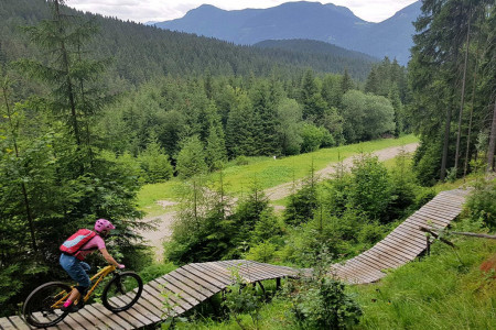 Bike SNOW tour: Malinô Brdo – dobrodružství za městem