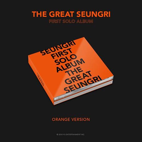 Seungri THE GREAT SEUNGRI Solo Album 2018 (24)