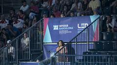 Sáb, 14/07/2018 - 20:49 - Inauguració Campionat d'Europa LEN Waterpolo