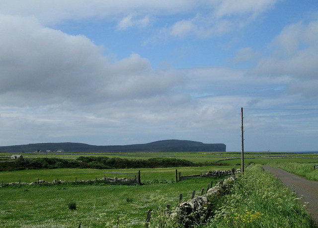Dunnet Head From Distance
