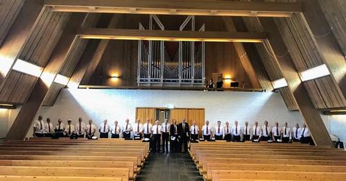 Arilds begravelse