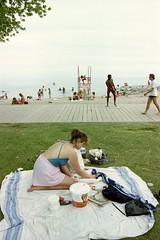 Woodbine Beach, Toronto, 1983