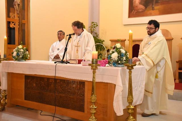 Procesión Maria Auxiliadora