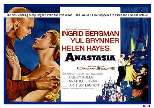 Anastasia - 1956 - Poster 1
