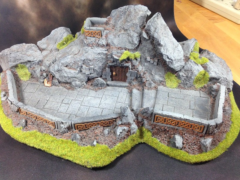 [Nain] Le Dwarf Mountain Stronghold 28357358607_89881f1098_c