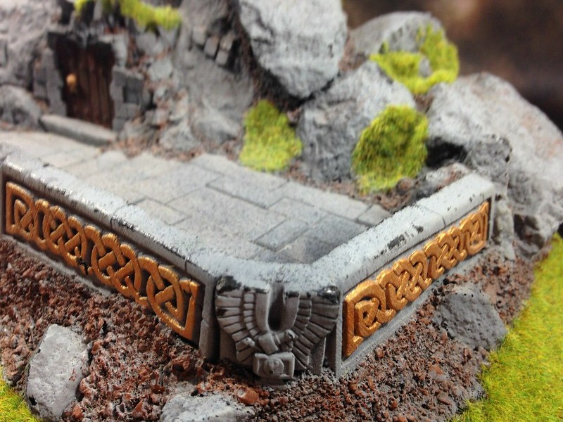 [Nain] Le Dwarf Mountain Stronghold 28357358817_cb1817f7bf_c