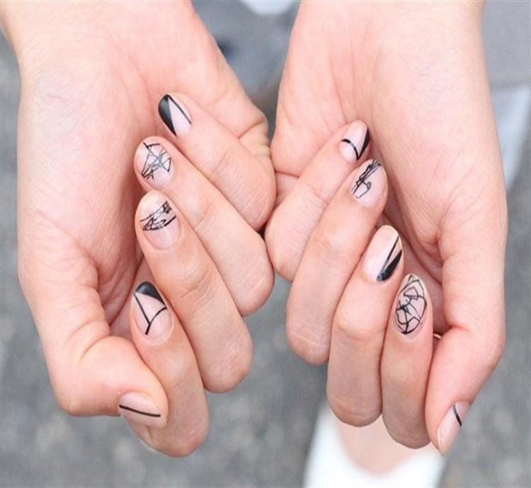 Top 33 Special Summer Gel Nail Art Designs Trends Nails