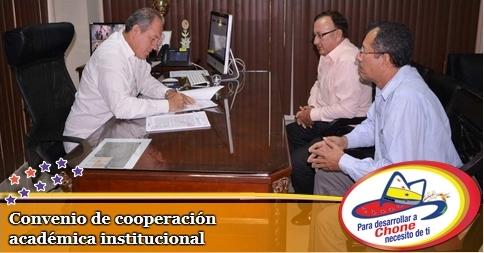 Convenio de cooperación académica institucional