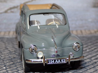Renault 4CV - Decourable - 1953
