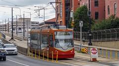 DC Streetcar 2007 Inekon Trams #103