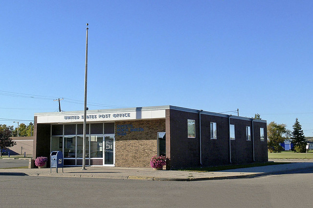 Dunseith, ND post office