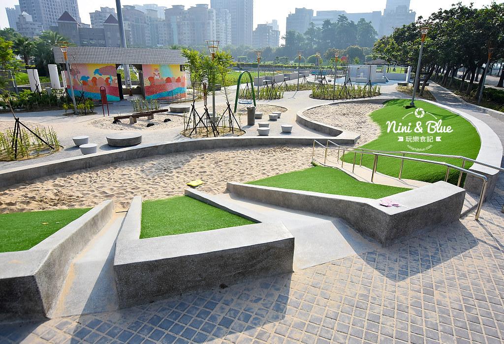 豐樂雕塑公園.台中磨石子溜滑梯14