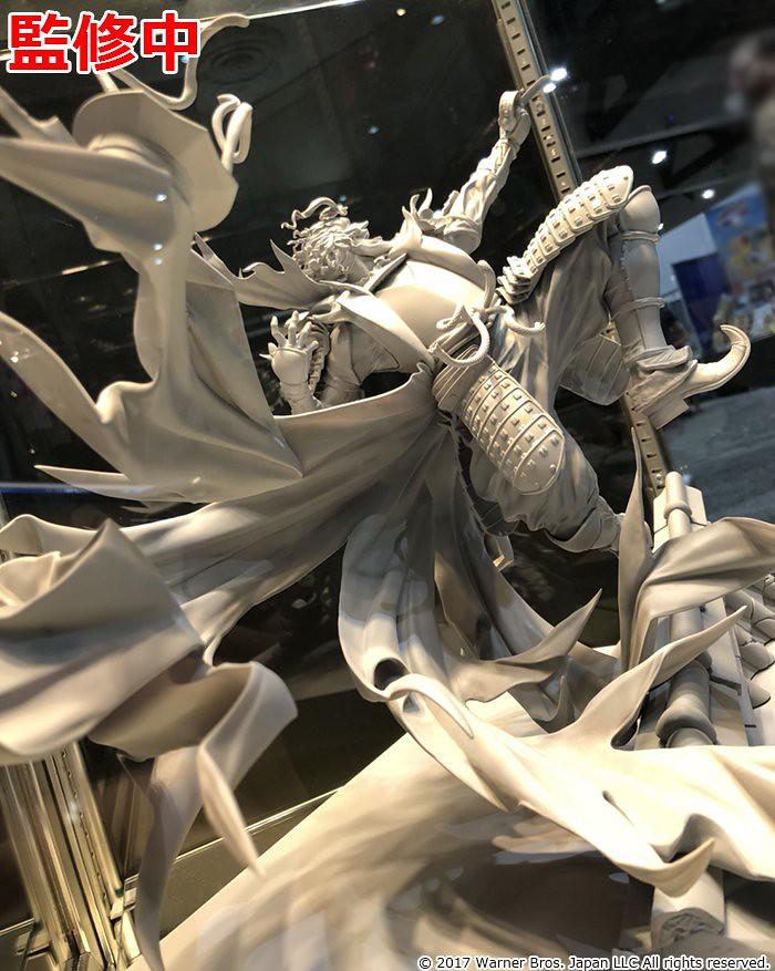 Wonderful Hobby Selection《忍者蝙蝠俠》戰國JOKER(戦国ジョーカー)TAKASHI OKAZAKI Ver. 1/6比例雕像原型公開!