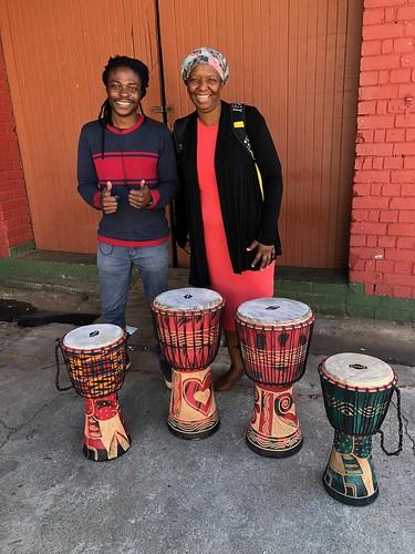 Matake drums