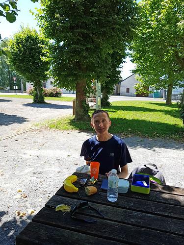 Bart, un touriste belge venant d'Ostende et parlant difficilement français car flamand.