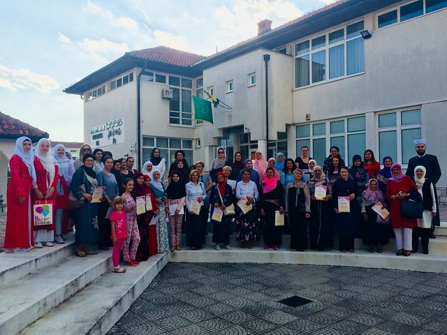 Skola islama svecanost