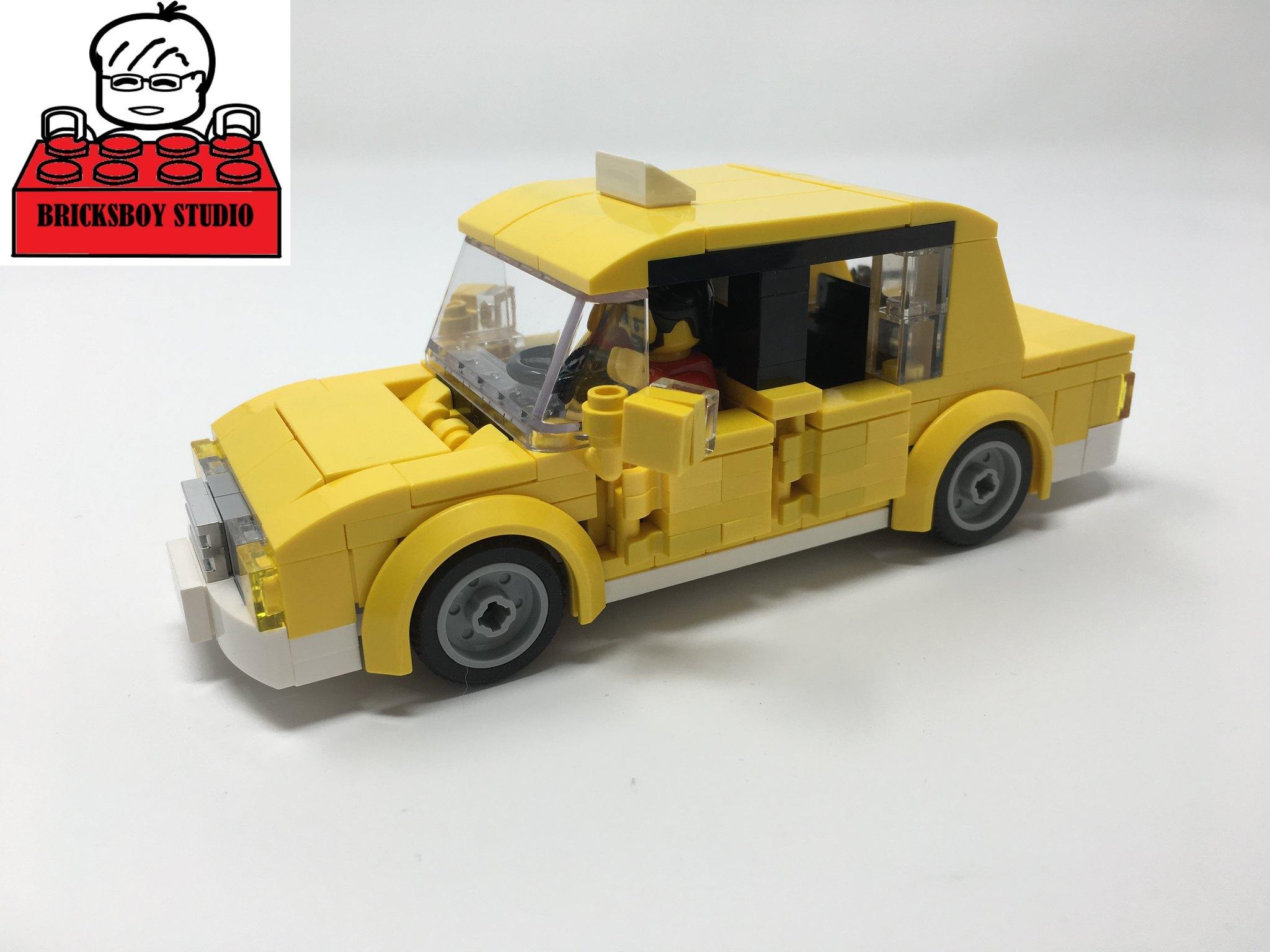 NY Taxi 小改變小黃
