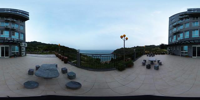 蔚藍珠海民宿-休閒區