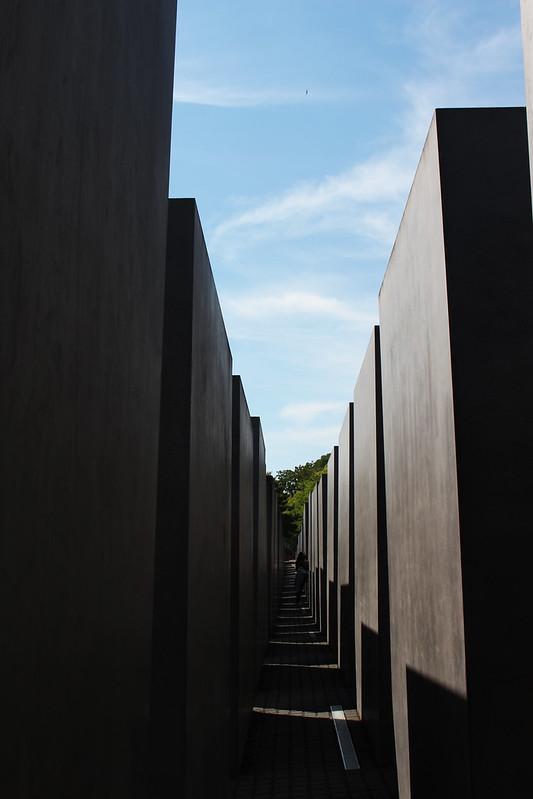 mémorial holocauste Berlin 2