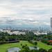 Manila, Philippines Skyline Pano by Dave Wood Liverpool Images